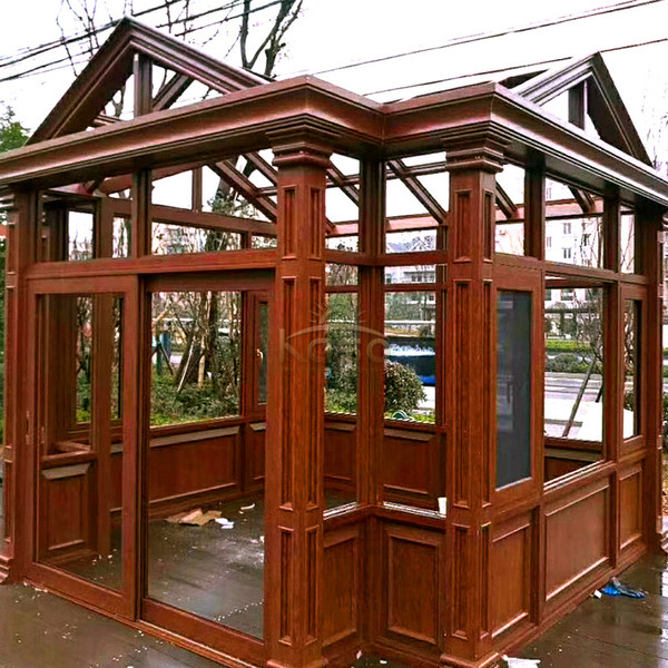 Cover Terrace Summer Garden Frame Sunroom Sun House