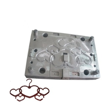 Plastic clothes stand injection mould