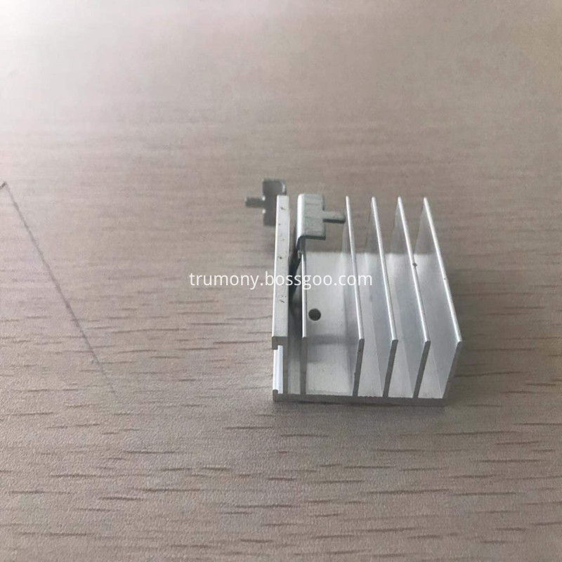 Aluminum Profile For Heat Sink