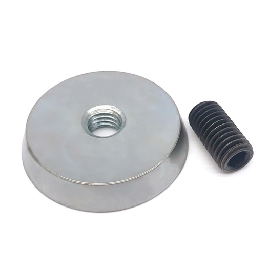 Insert Magnet With M12 Thread Rods