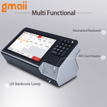 10.1 Mini Cash Register POS with Card Reader
