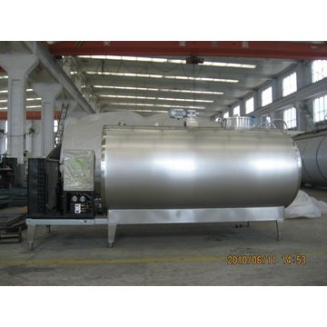 5000L milk cooler milk cooling tanks