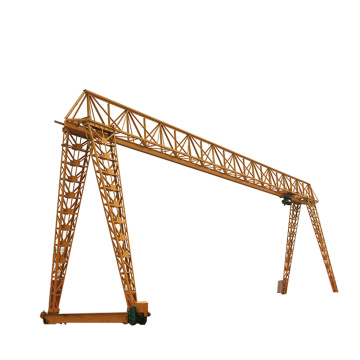 5T Single Girder Rail-Mounted Gantry Crane Price