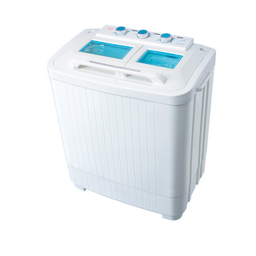 XPB40-8SB Semi Automatic 4KG Twin Tub Washing Machine