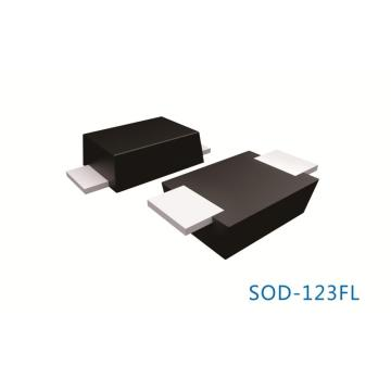 1A 20V Surface Mount Schottky Barrier Rectifier