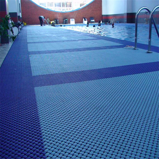 Modular Lock Type Anti-slip Wet Area Safety Mats