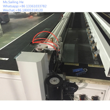 PVB/EVA Safety Laminated Glass Cutting Machine