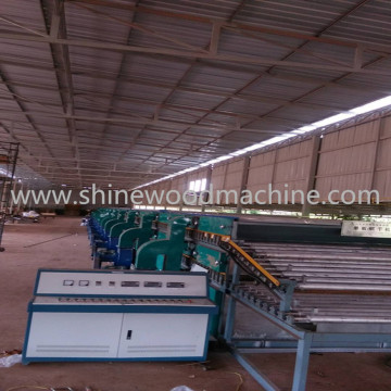 3 Deck Roller Veneer Dryer