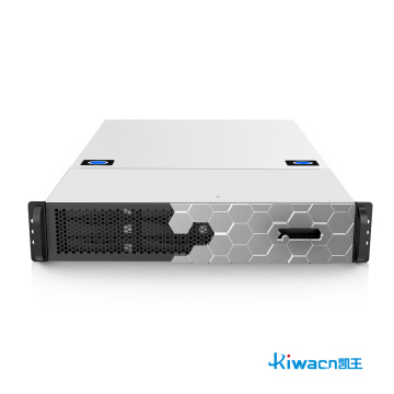 2U GPS time synchronization server chassis