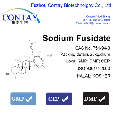 Contay Fermentation Sodium Fusidate Gel Ointement EP