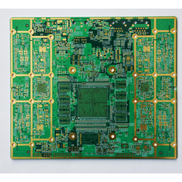 Communication module HDI PCB