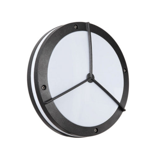 Circular Exterior 18W Outdoor Wall Light