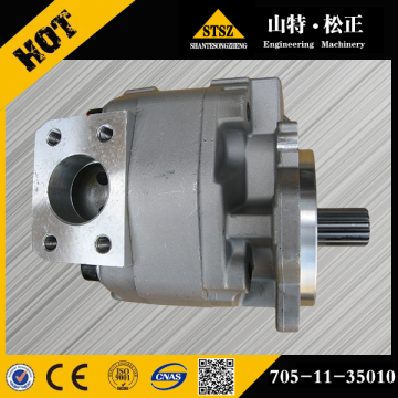 234-60-65100 hydraulic gear pump for grader GD705A-4A