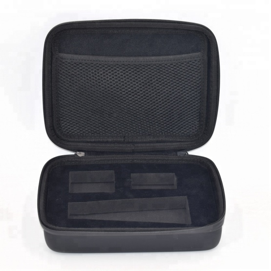 Eco friendly oem toothbrush travel case with cutout