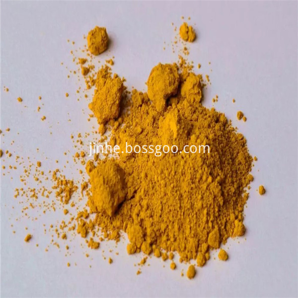Popular pigment red iron oxide
