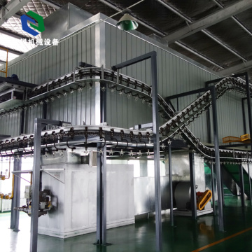 Efficient Versatile Industrial Metal Automatic Heavy Hanger Conveyor Belt with ISO9001