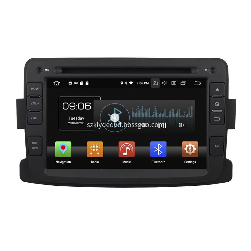 Android 8 0 Car Stereo For Duster 2016 1