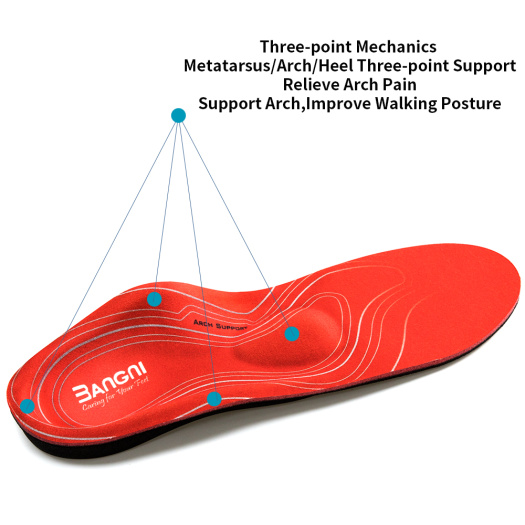Orthotic Arch Support pad insoles shoes man woman