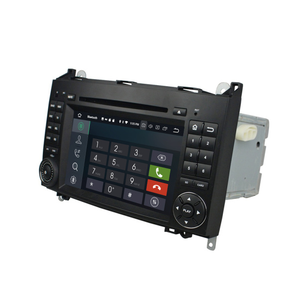 car multimedia for Benz A-W169