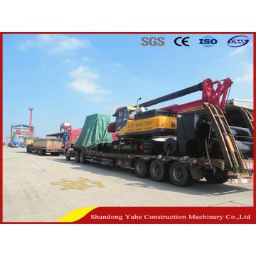 多规格矿井钻机DR-90出口到非洲