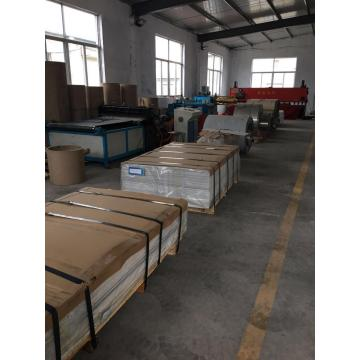 aluminum sheet with alloy 6061 size 5.8mm