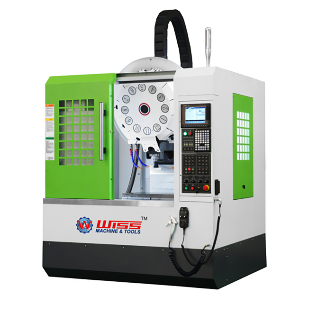 Cnc Machine for Metal Molds