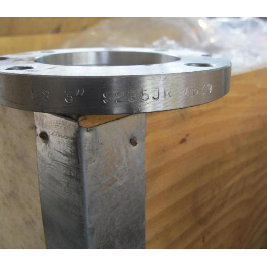 ISO 9624 PN10 Plate flange