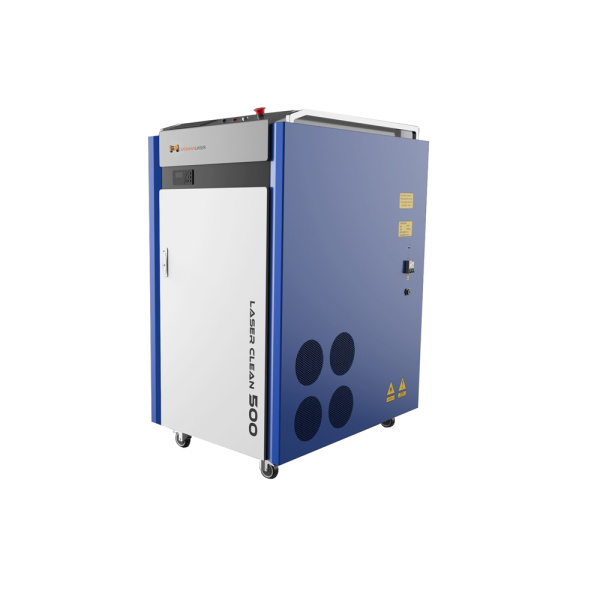 Laser Cleaning Machine For Rust Metal Removal