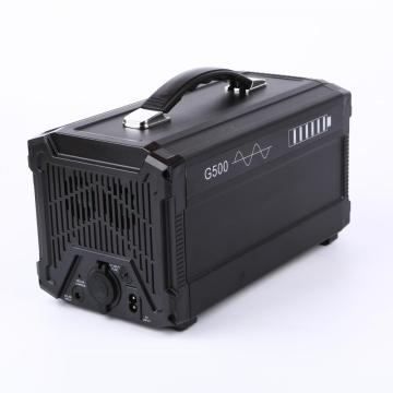 Portable Solar Generator Outdoor