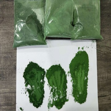 High Temperature Resistant Pigment Chrome Green Oxide