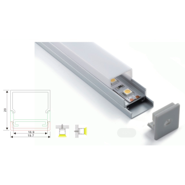 Lighting Solution Long Linear Light