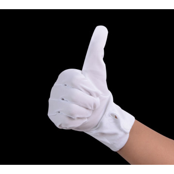 Safety Devices Hand Care Cheap Black Cotton Gloves