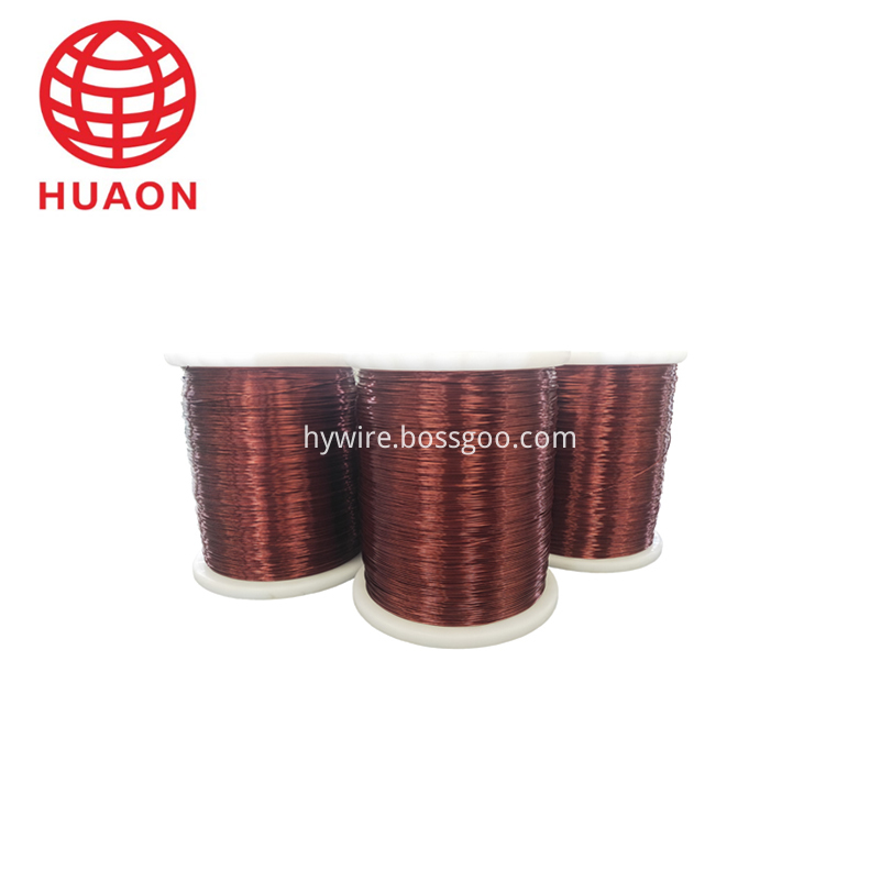 Polyester AWG Magnetic Copper Round Wire