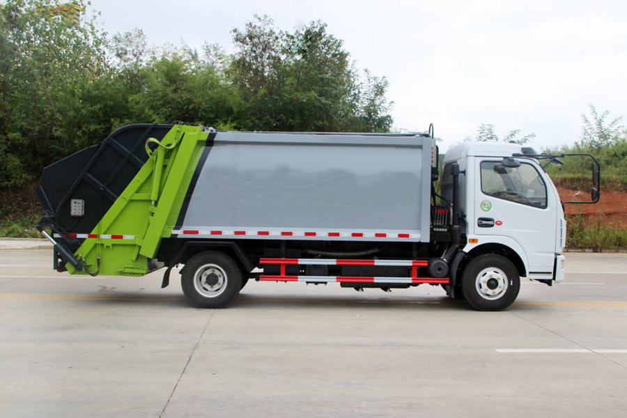 Waste Management Rear Loader Price