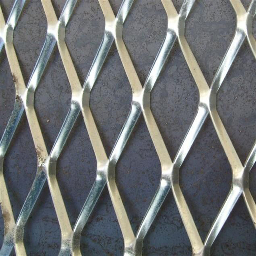 Expanded Metal Grill Grate