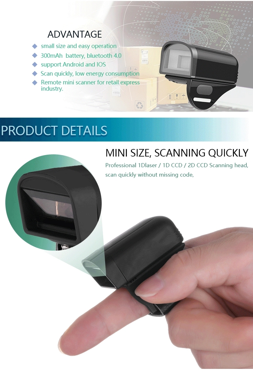 mini barcode scanner