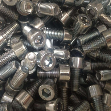 m18 m24 astm 307a hex bolt