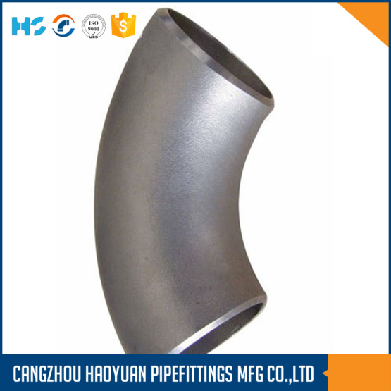 ANSI B16.9 Buttweld 90D Carbon Steel Elbow