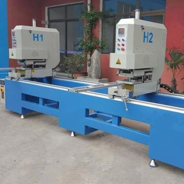 Two Head Welding Machine for PVC Profile