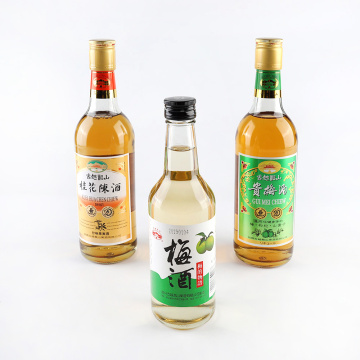 Plum wine Gui Mei wine