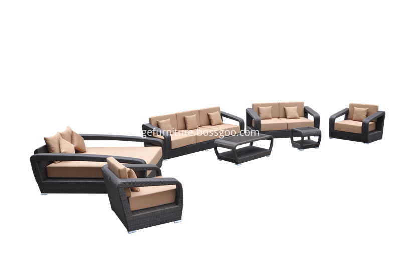 S0095 Hotel Use Outdoor Furniture 1