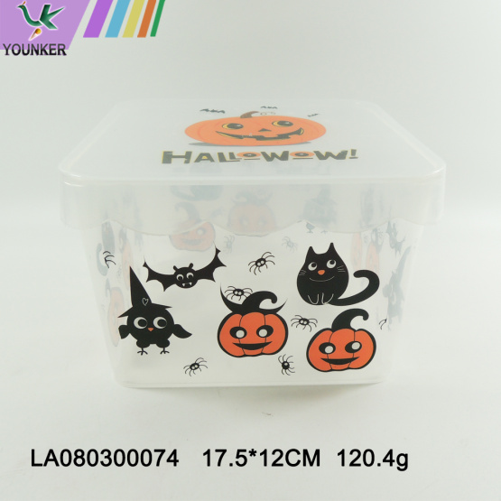 Halloween party cutlery storage box