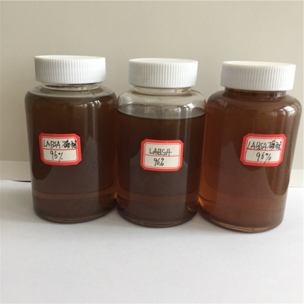 96% Linear Alkyl Benzene Sulphonic Acid