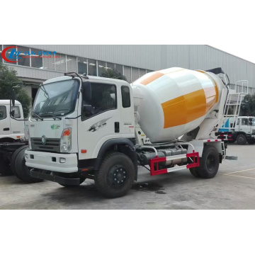 2019 New SINO 8yd Concrete Transport Truck
