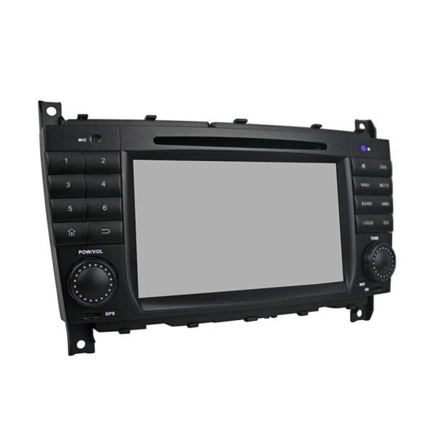 Autoradio gps ANDROID for C-Class W203