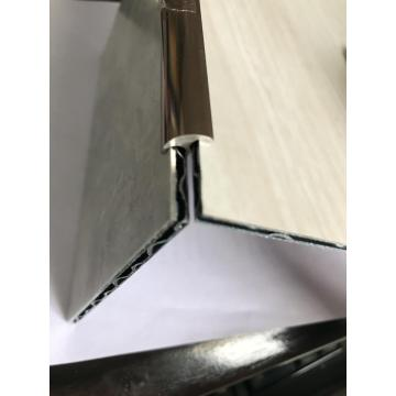 Light weight 1200*2400*3.5 mm aluminum marble board