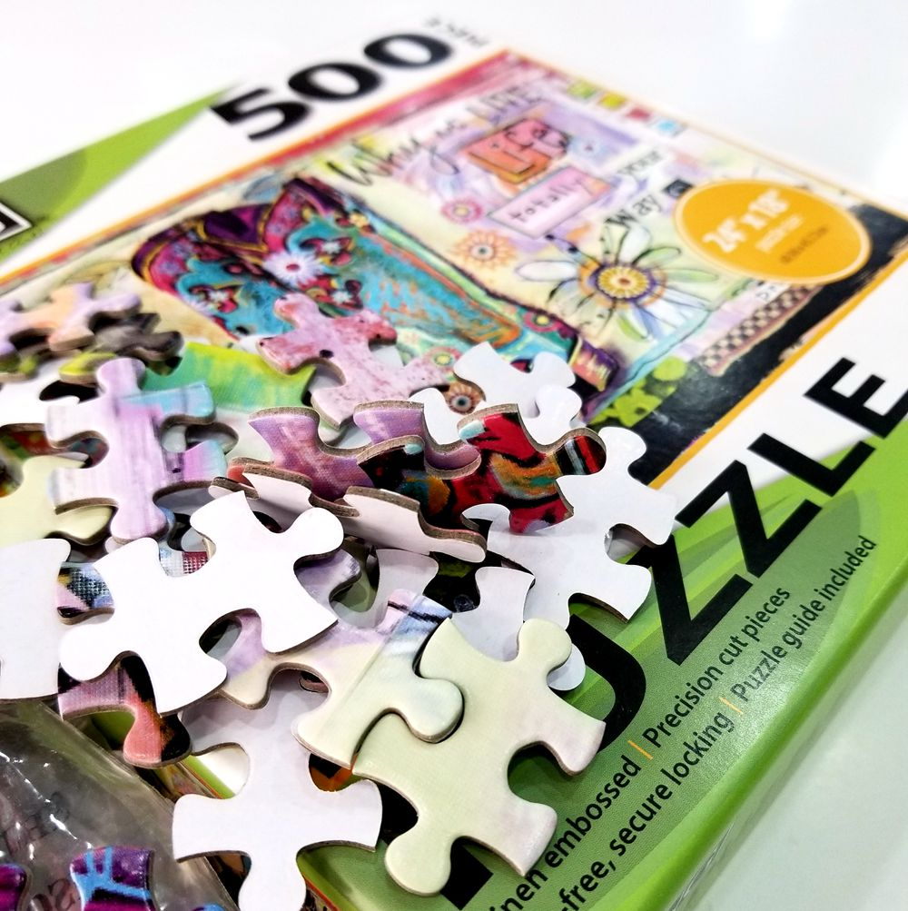 Puzzle Customized