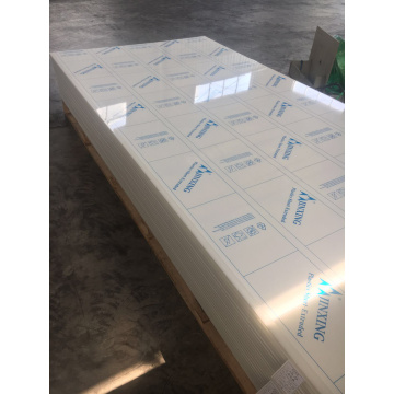 Polypropylene PP Plastic Sheet For Industrial Building