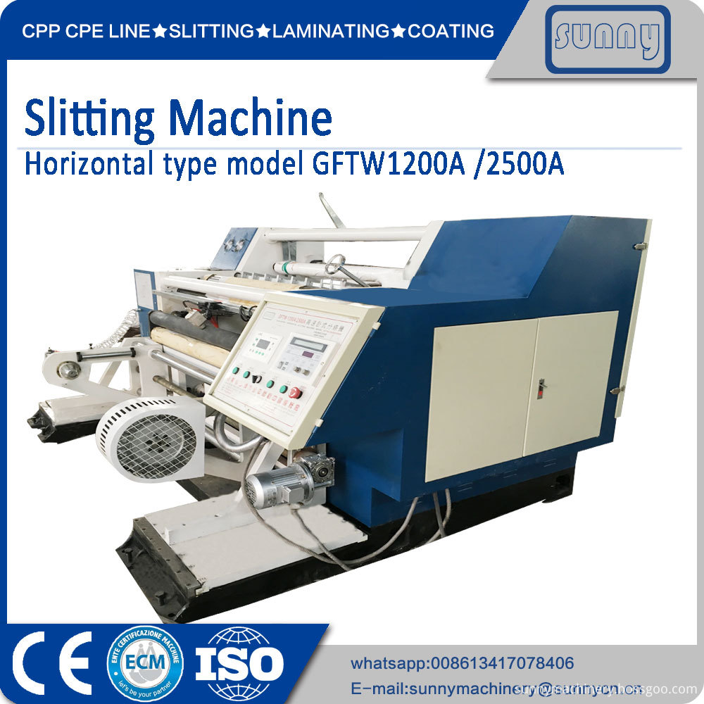 Slitting-machine-horizontal-ttype-GFTW-1200A-2500A-4