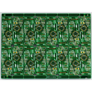 Power control automotive printed circuit boards